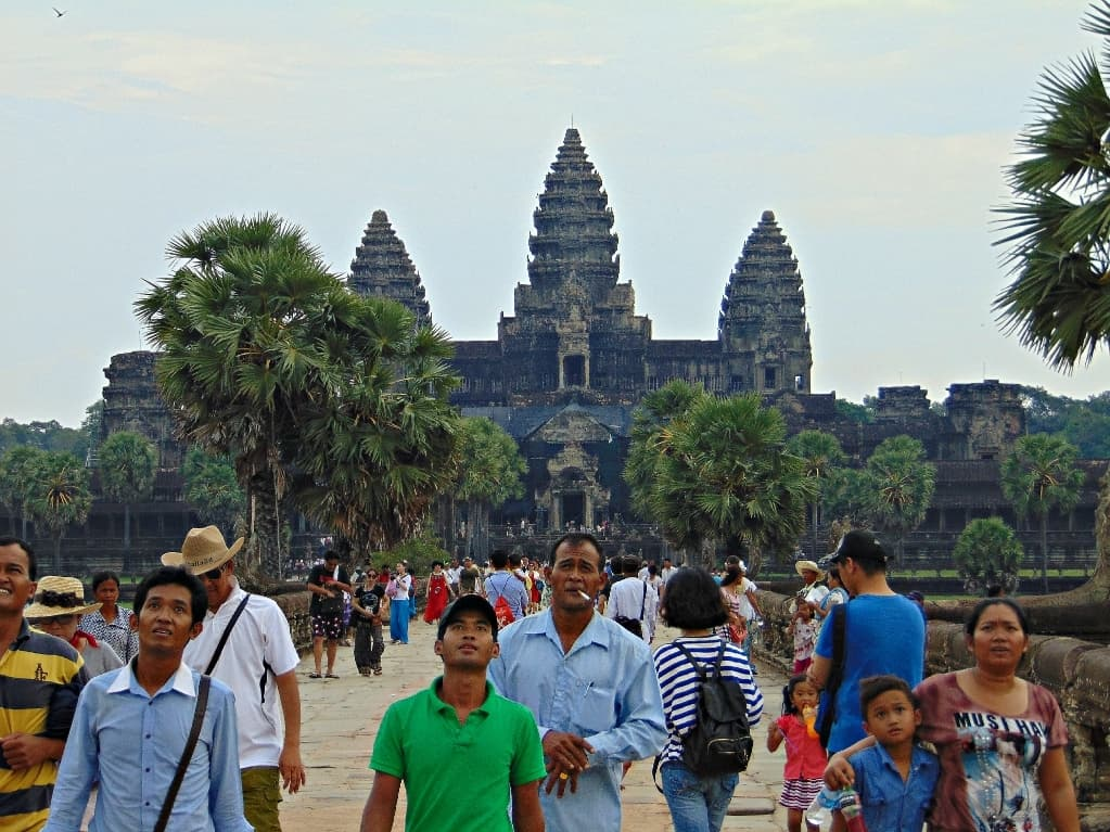 20 Photos That Prove Angkor is the Best Destination in the World 2