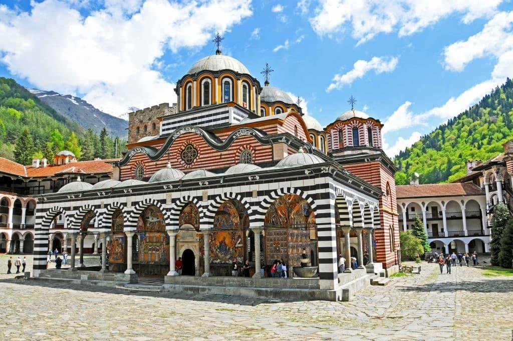 Bulgaria Romania or Moldova
