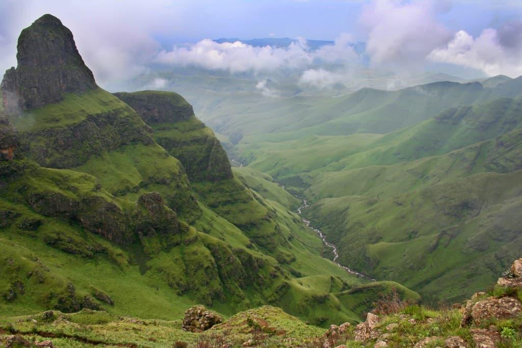 Drakensberg Amphitheatre Valley