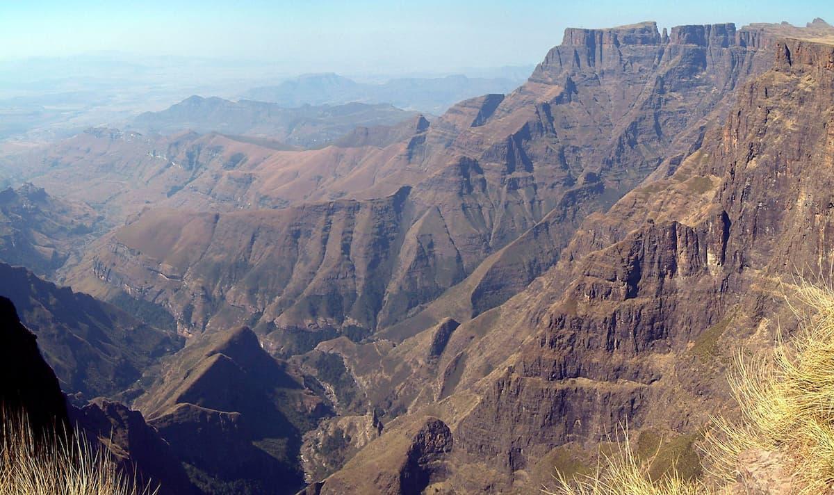 Drakensberg Amphitheatre Views
