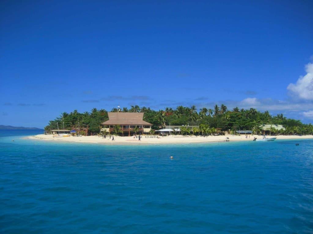 Fiji Island Resort Blue Water