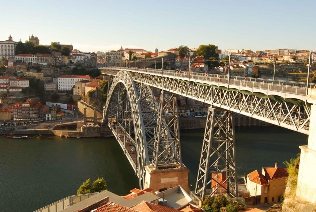 Portugal City Bridge