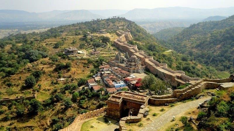 kumbhalgarh fort 32