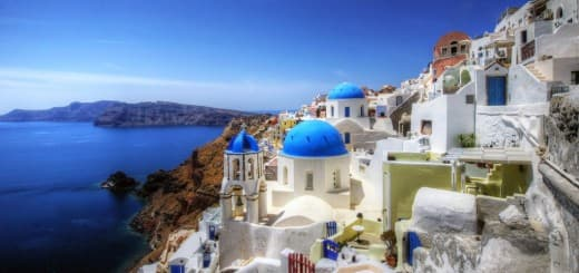 most romantic destinations in the world