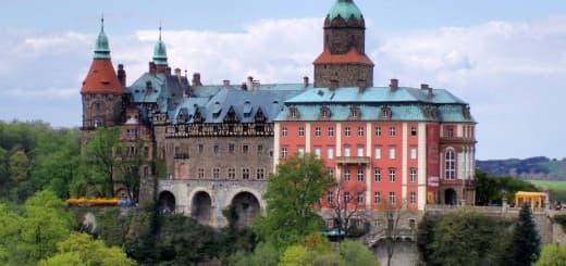 castles poland