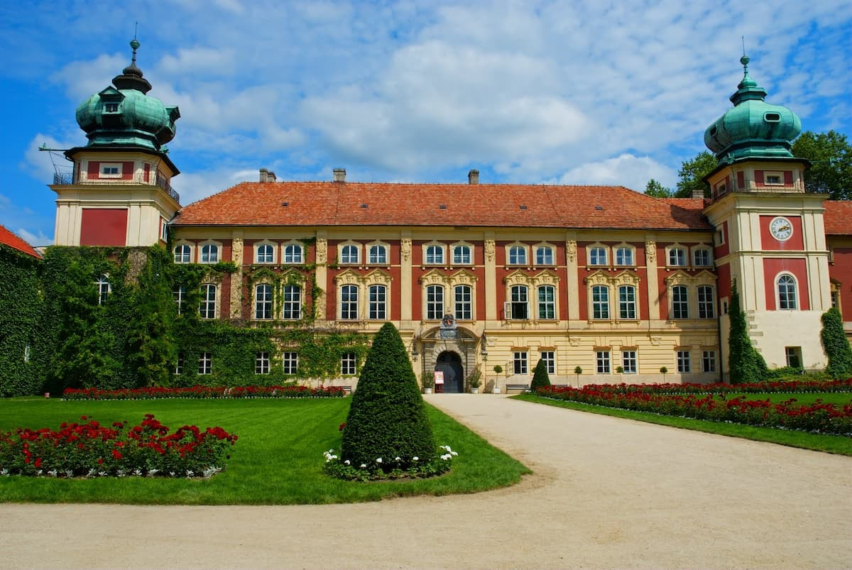 13 amazing castles and palaces in poland travel feed